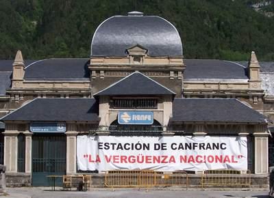 DECISIÓN EN FIRME POR EL CANFRANC.